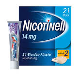 Nicotinell 14 mg 24-Stunden-Pflaster transdermal