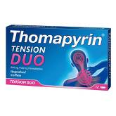 Thomapyrin Tension Duo 400 mg / 100 mg Filmtabletten