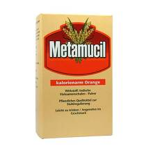 Metamucil Orange kalorienarm