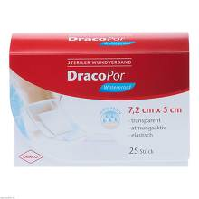Dracopor waterproof Wundverband