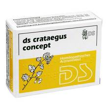 DS Crataegus Concept Tabletten