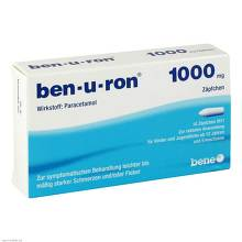 Ben-U-Ron 1000 mg Suppositorien