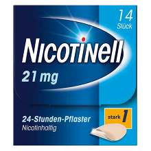 Nicotinell 52,5 mg 24-Stunden-Pflaster transdermal