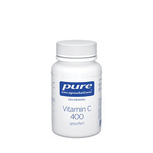 Pure Encapsulations Vitamin C 400 gepuffert Kapseln
