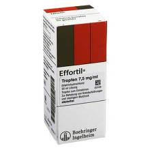 Effortil Tropfen 7,5 mg/ml