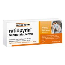 Ratiopyrin Tabletten