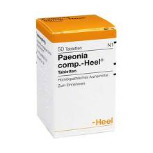 Paeonia comp.HEEL Tabletten