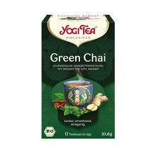 Yogi Tea Green Chai Bio