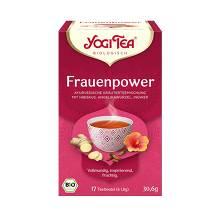 Yogi Tea Frauen Power Bio
