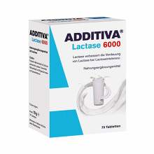 Additiva Lactase 6000 Tabletten