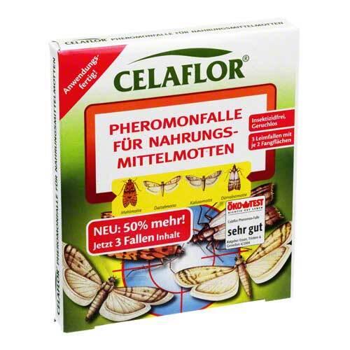 Evergreen Garden Care Deutschland GmbH Celaflor Pheromonfalle für Nahrungsmittelmotten 00019755