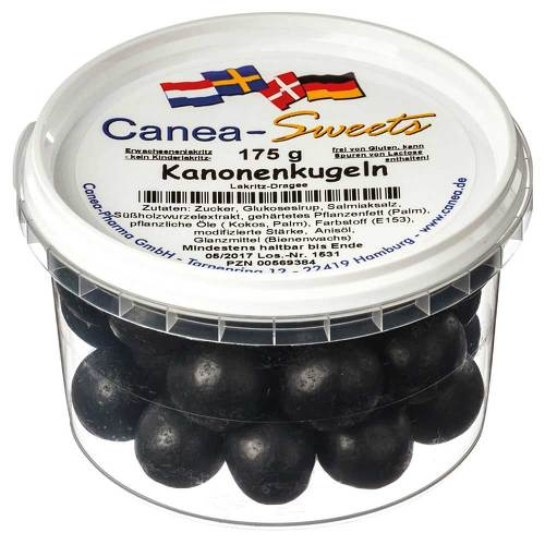 Pharma Peter GmbH Kanonenkugeln 00569384
