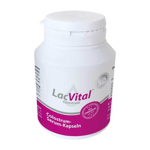 Colostrum BioTec GmbH Colostrum Kapseln Lacvital 00587086
