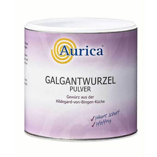 AURICA Naturheilm.u.Naturwaren GmbH Galgantwurzelpulver 00680124