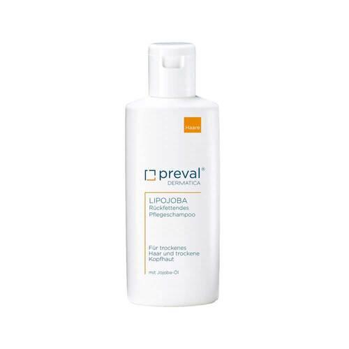 PREVAL Dermatica GmbH Preval Lipojoba Rückfettendes Pflegeshampoo 00716023
