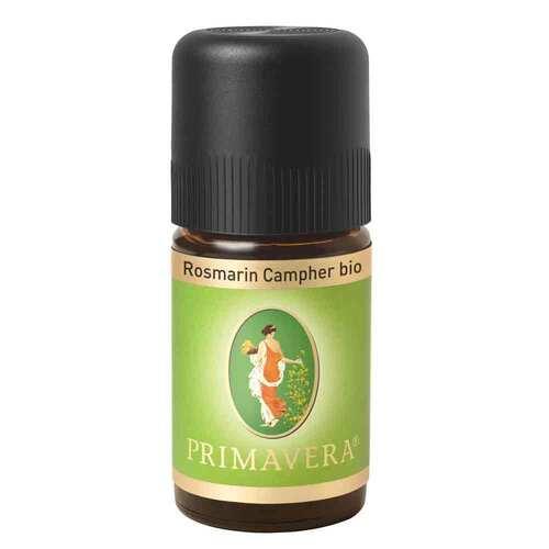 Primavera Life GmbH Rosmarin Campher bio Öl 00721811