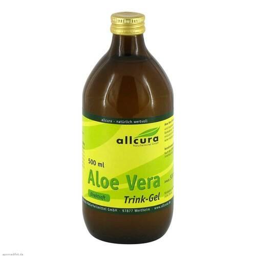 allcura Naturheilmittel GmbH Aloe Vera Trink Gel 00744261