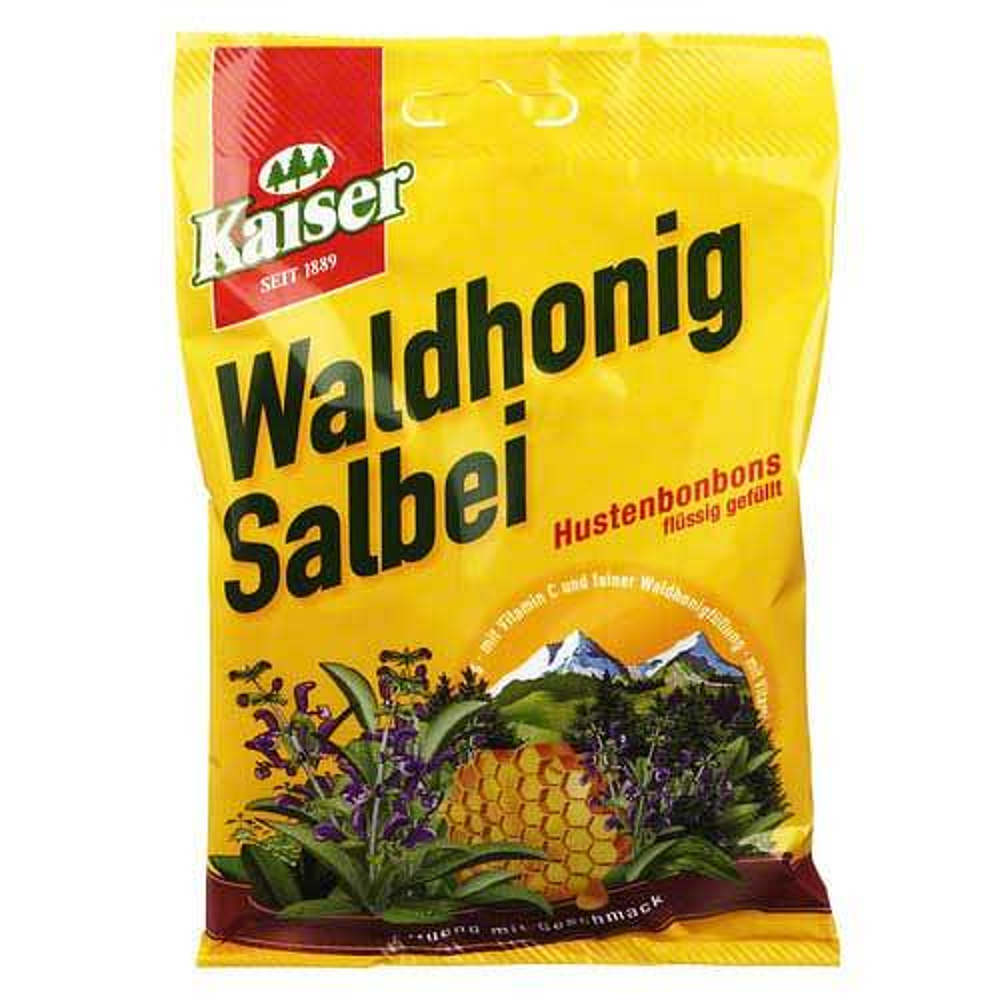 Fr. Kaiser GmbH Kaiser Waldhonig-Salbei Bonbons 00759989