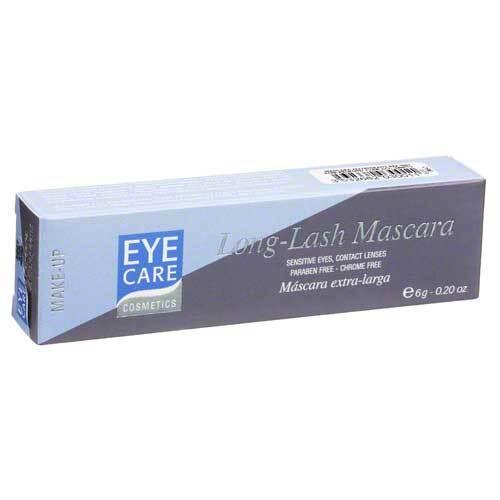 Eye Care Mascara wimpernverlängernd tiefschwarz 00770519