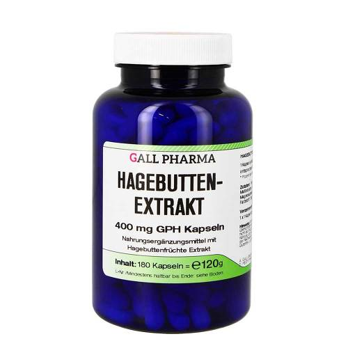 Hecht-Pharma GmbH Hagebuttenextrakt 400 mg GPH 00897415