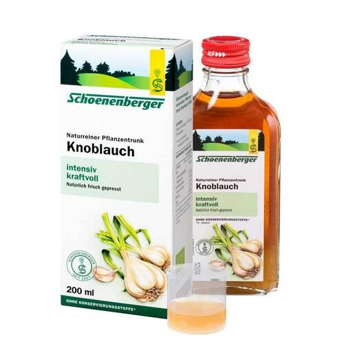 SALUS Pharma GmbH Knoblauch Naturreiner Pflanzentrunk Schoenenberger 01159487