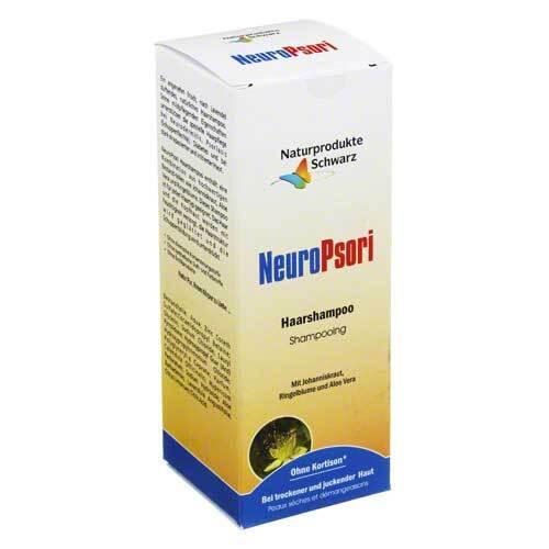 Naturprodukte Schwarz Neuropsori Haarshampoo 01167280