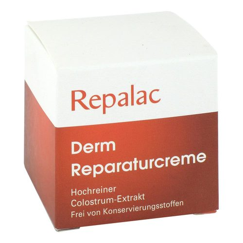 Colostrum s.r.o. Colostrum Repalac Derm aktiv Reparaturcreme 01358181