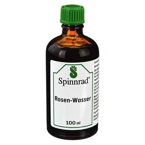 Spinnrad GmbH Rosenwasser Gesichtswasser 01374145