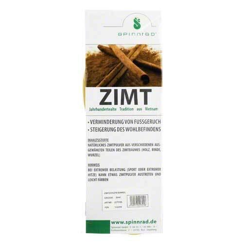 Spinnrad GmbH Zimtsohlen dunkel 39 / 40 01436254