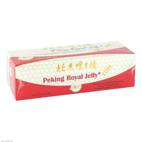 Peking Royal Jelly BOELL Peking Royal Jelly Vital Trinkampullen 01495446