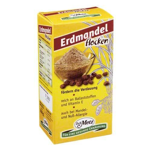 Dr.Metz KG Erdmandel Flocken 01551943