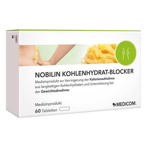 Medicom Pharma GmbH Nobilin Kohlenhydrat-Blocker Tabletten 01647181