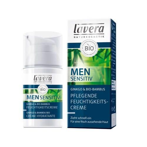 LAVERANA GMBH & Co. KG Lavera Men Sensitiv Pflegende Feuchtigkeitscreme 01927041