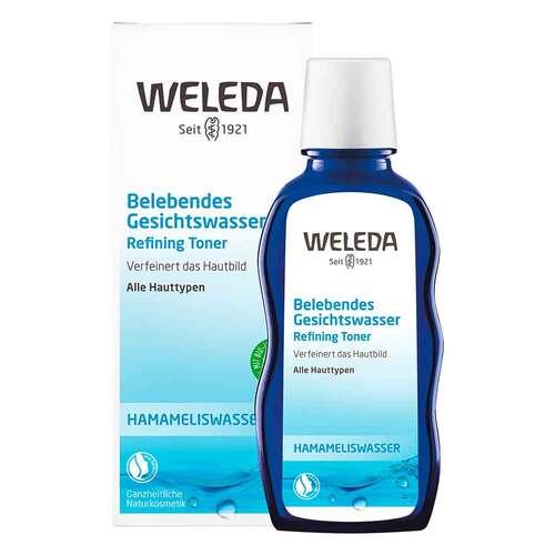 WELEDA AG Weleda Belebendes Gesichtswasser 02044220