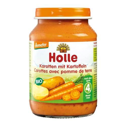 Holle baby food AG Holle Karotten mit Kartoffeln 02075870