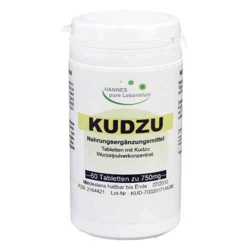 G & M Naturwaren Import GmbH & Co. KG Kudzu Tabletten 02164421