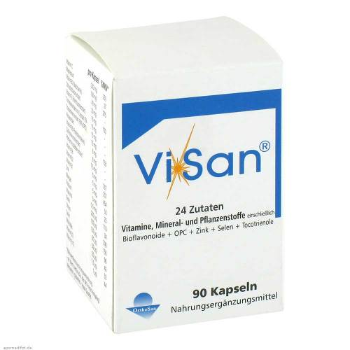 OrthoSan GmbH Visan Kapseln 02341892