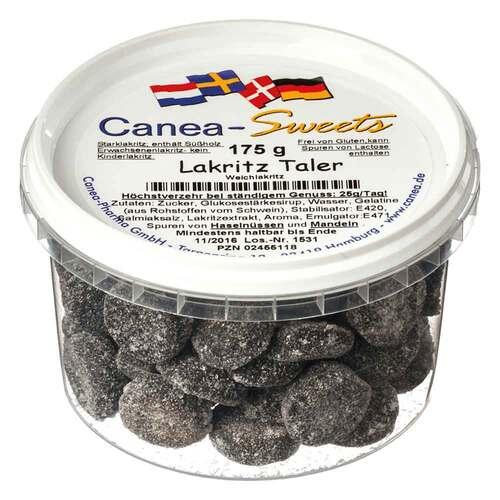 Pharma Peter GmbH Lakritz Taler Weichlakritz 02455118
