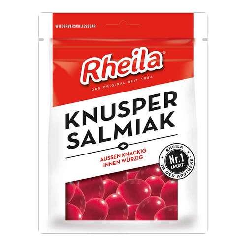 Dr. C. SOLDAN GmbH Rheila Knusper Salmiak Bonbons 02461337