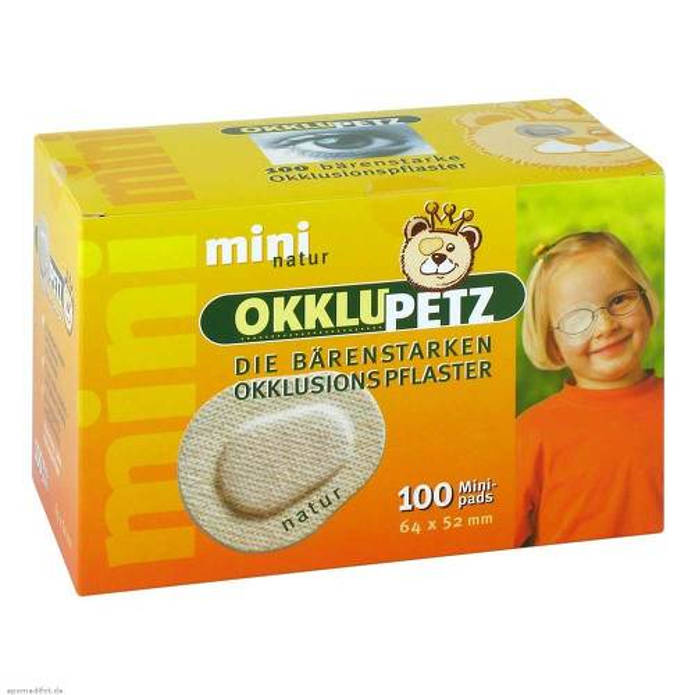 Berenbrinker Service GmbH Okklupetz Mini natur Pflaste 02464241
