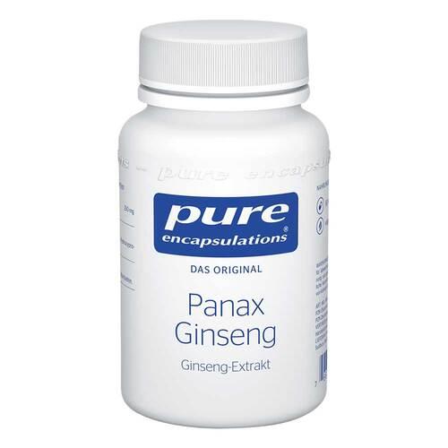pro medico GmbH Pure Encapsulations Panax Ginseng Kapseln 02767208