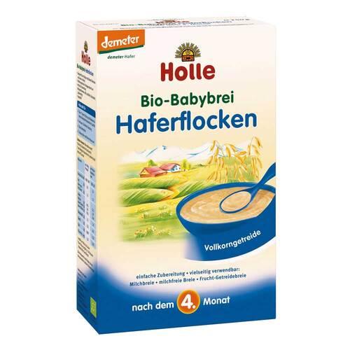 Holle baby food AG Holle Bio Babybrei Haferflocken 02907856