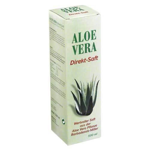 EUROvera Ltd. & Co. KG Bio Aloe Vera Saft Plus Vita 03099826