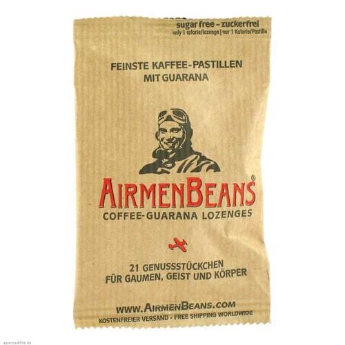 AirmenBeans BRUTA Airmenbeans feinste Kaffee Pastillen mit Guarana 03136243