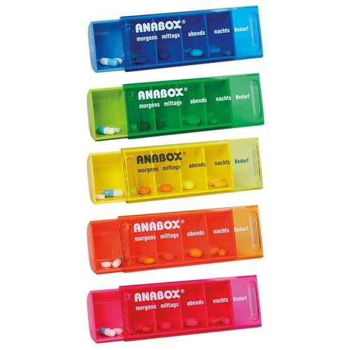 WEPA Apothekenbedarf GmbH & Co KG Anabox Tagesbox 03233609