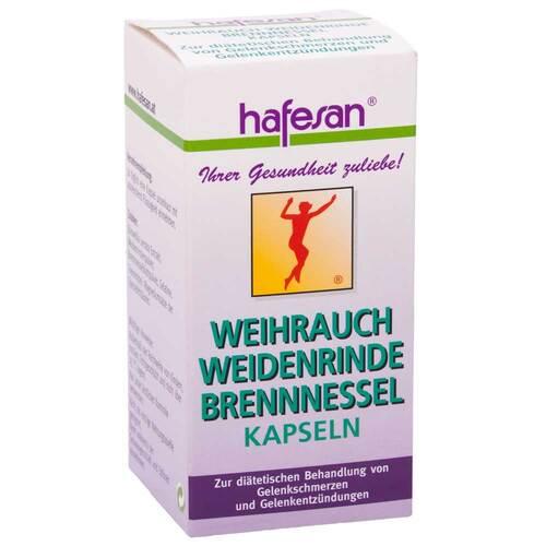 hafesan Handelsges.mbH Hafesan Weihrauch+Weidenrinde+Brennessel 03240704
