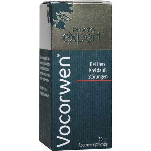 WEBER & WEBER GmbH & Co. KG Vocorwen Tropfen zum Einnehmen 03300010
