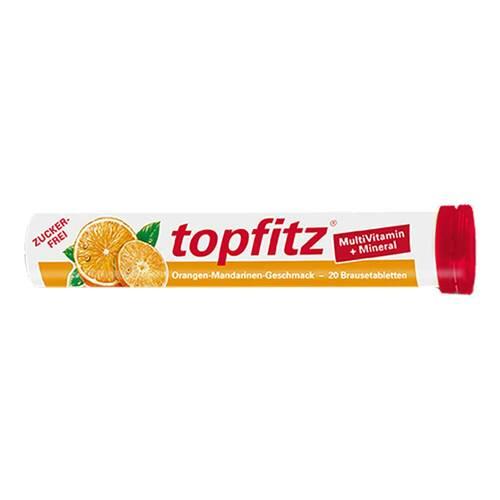 HERMES Arzneimittel GmbH Topfitz Multivitamin + Mineral Brausetabletten 03353064