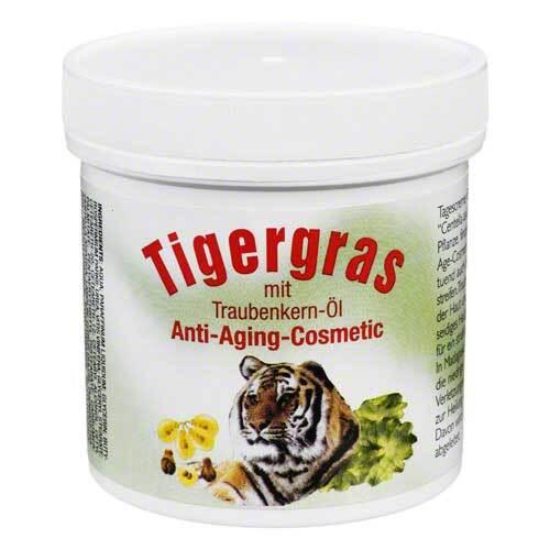 Weko-Pharma GmbH Tigergras Creme mit Traubenkernöl 03435997