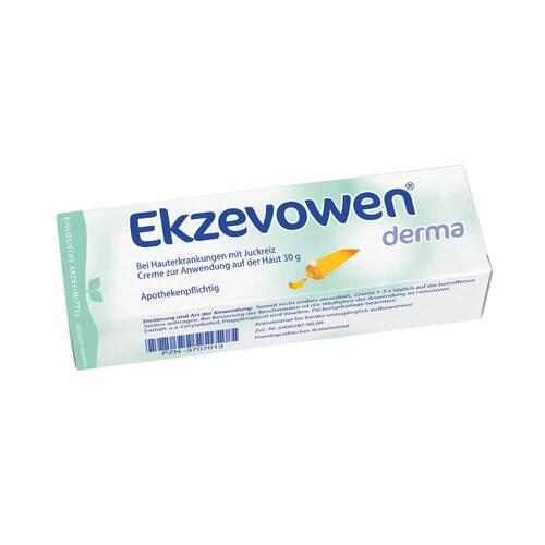 WEBER & WEBER GmbH & Co. KG Ekzevowen Derma Creme 03707013